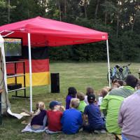 Sonnwend und WM Fieber 2014