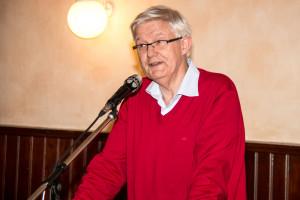 DR. WERNER WIDUCKEL bei seiner Begrüßung