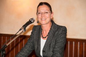 SPD Bundestagsabgeordnete Claudia Tausend, München,2016