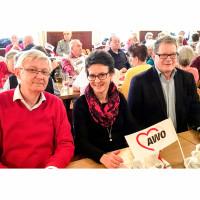 Dr. Werner Widuckel, Andrea Ernhofer, Manfred Hofweber