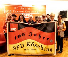 und 30 Jahre SPD Frauen Kösching