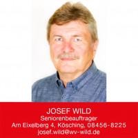 Josef Wild, Seniorenbeauftragter