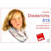 Christina Diederichs