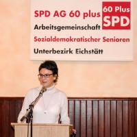 Andrea Ernhofer, Bürgermeisterin, 2016