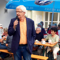 Bundestagskandidat Dr. Werner Widuckel