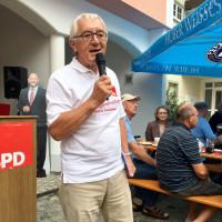 60plus Unterbezirksvorsitzender Alfred Schlachtmeier