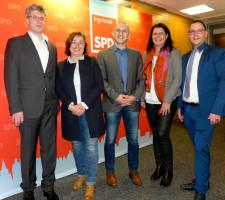 Dr. Christoph Spaeth, Karoline Schwärzli-Bühler, Can Devrim Kum, Andrea Mickel, Christian De Lapuente