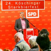 Horst Arnold, Fraktionsvorsitzender im Bayerischen Landtag