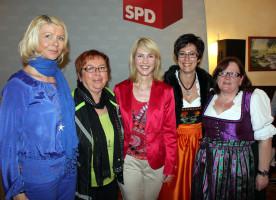 SPD Starkbierfest 2012 mit Manuela Schwesig