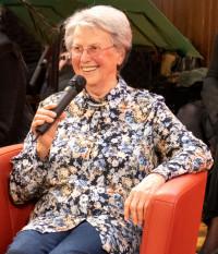 Inge Irtenkauf, erste Frau im Köschinger Gemeinderat