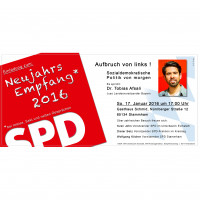 SPD-Neujahrsempfang