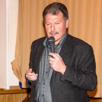 Hauptreferent Peter Schall, 2017