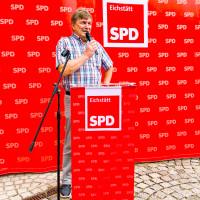 60plus Ortsvorsitzender Josef Wild