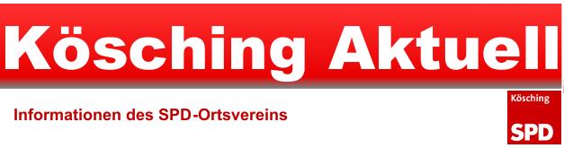 Kösching-aktuell